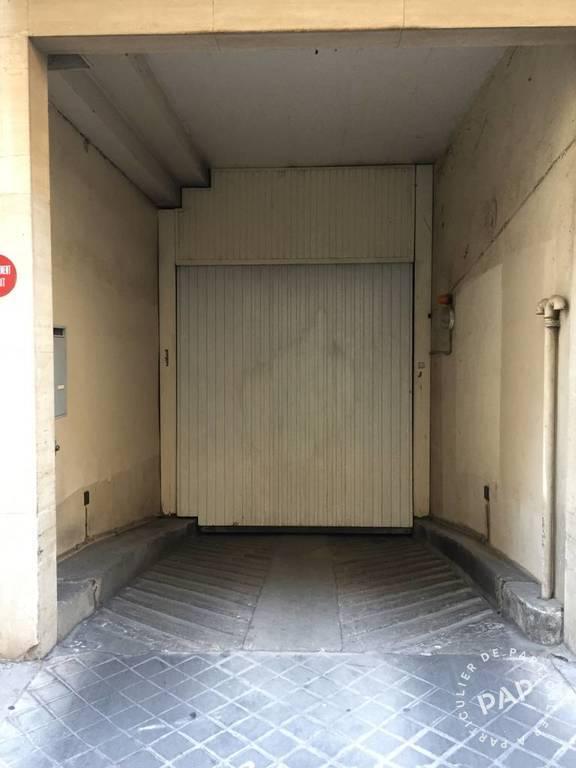 Garage, parking Paris 6E 160€