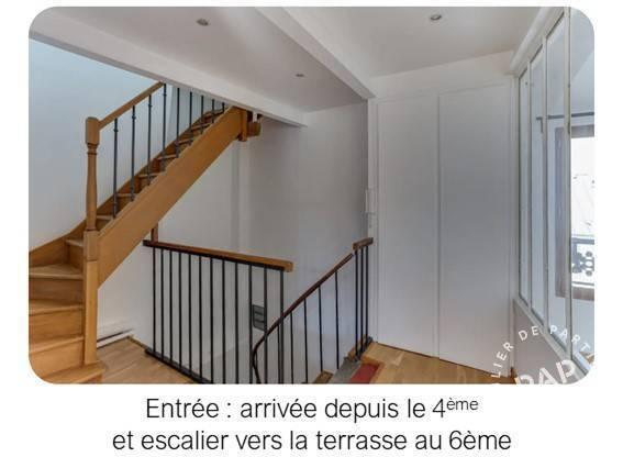 Vente Paris 10E 75m²