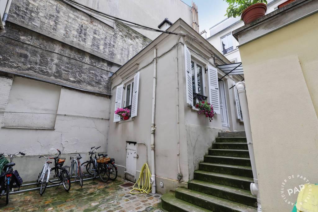 Immobilier Paris 18E 370.000€ 32m²