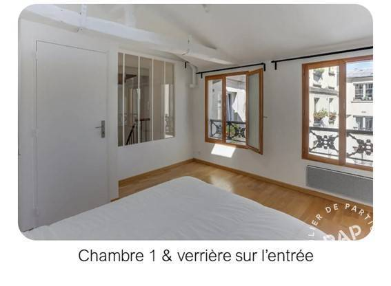 Immobilier Paris 10E 1.045.000€ 75m²