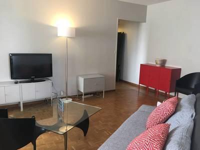 Location meublée appartement 2pièces 52m² Paris 15E - 1.600€