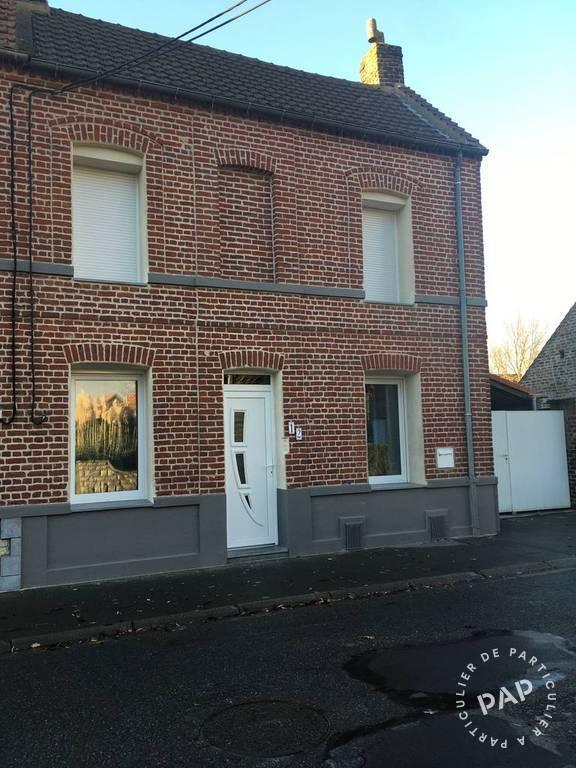 Vente Maison Carnin (59112) 125m² 219.000€