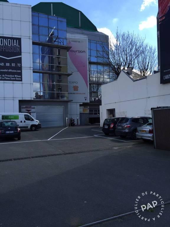 Location Local d'activité Saint-Denis (93) 450m² 3.300€