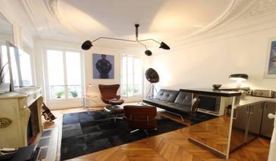 Vente appartement 3pièces 65m² Paris 16E - 920.000€