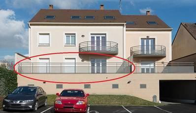 Massy - 3 Pièces-Terrasse 40M²-2 Parkings