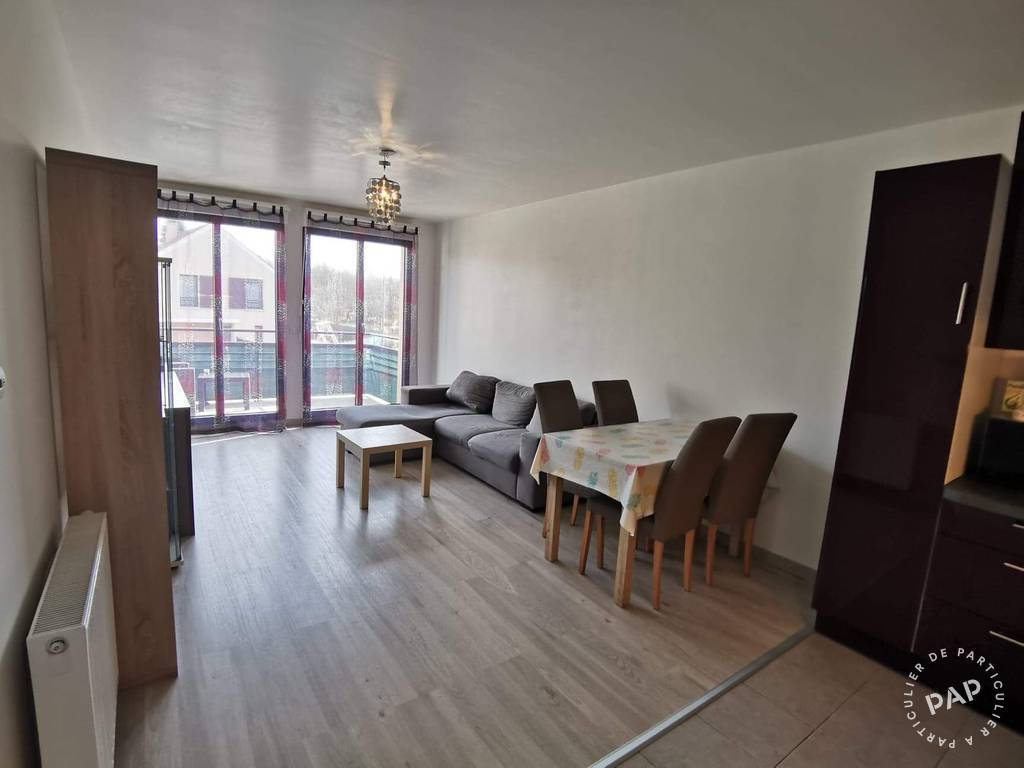 Vente Appartement Courtry (77181) 61m² 210.000€