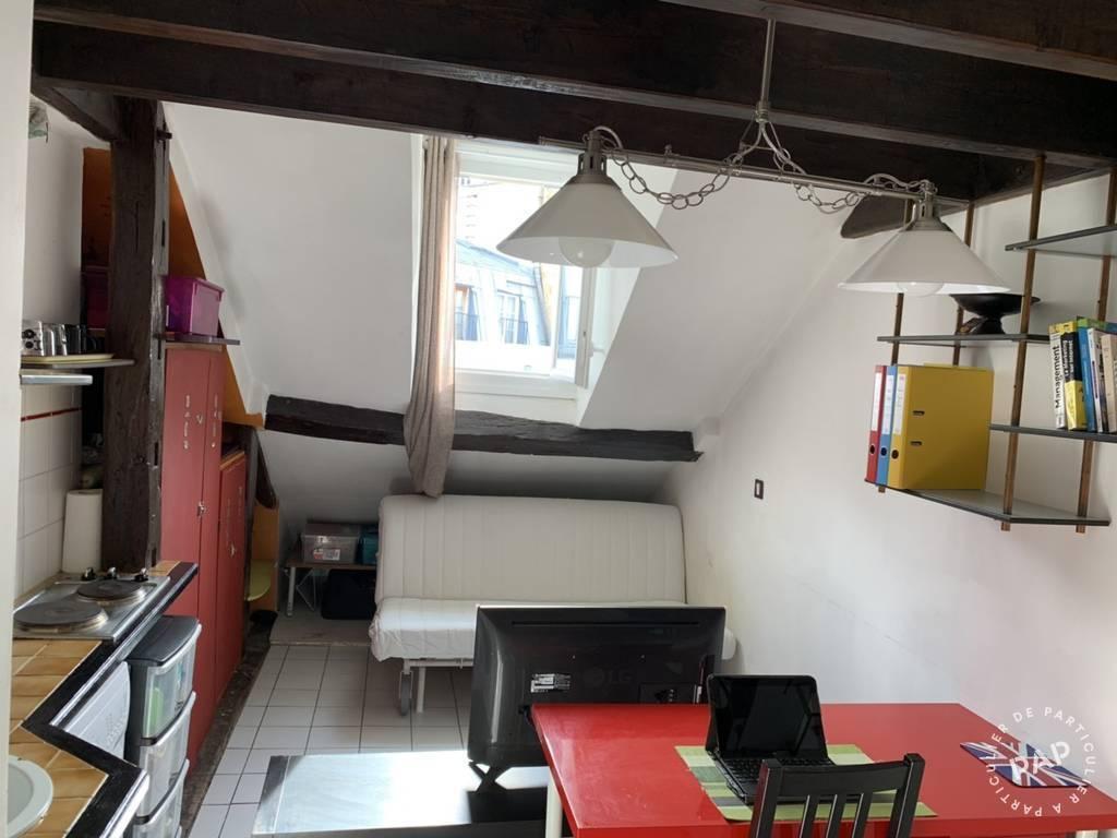 Vente Appartement Paris 10E 18m² 186.000€