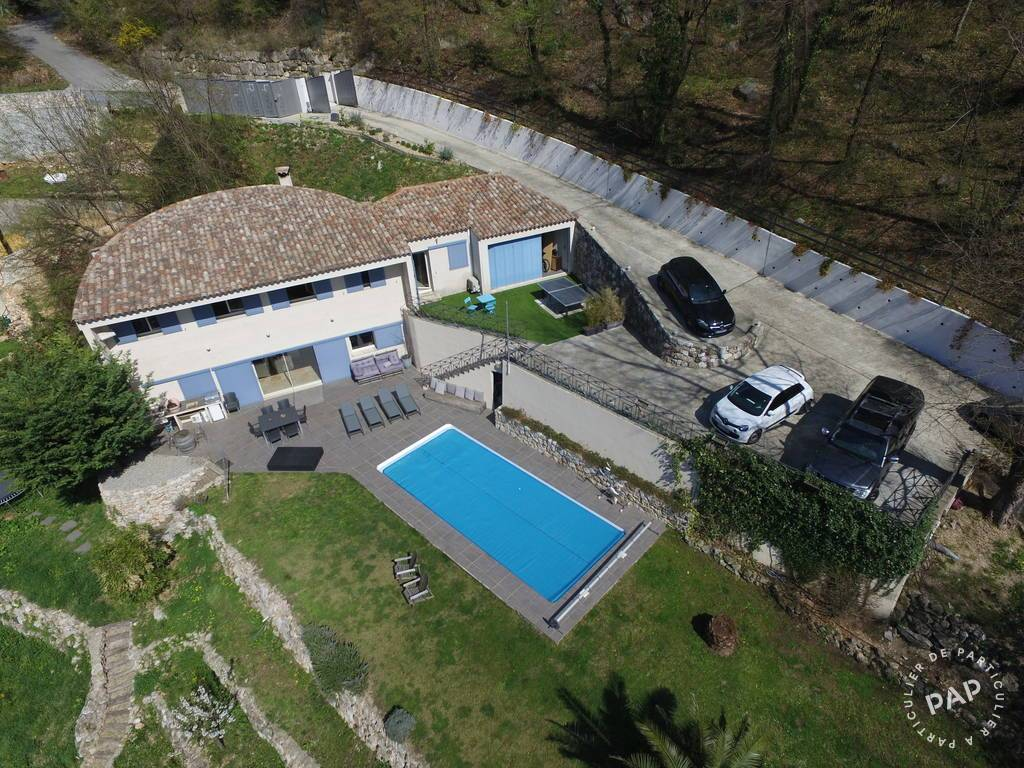 Vente Maison Tourrettes-Sur-Loup (06140) 220m² 850.000€