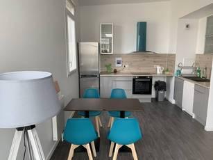 Location meublée chambre 11m² Cergy (95) - 800€