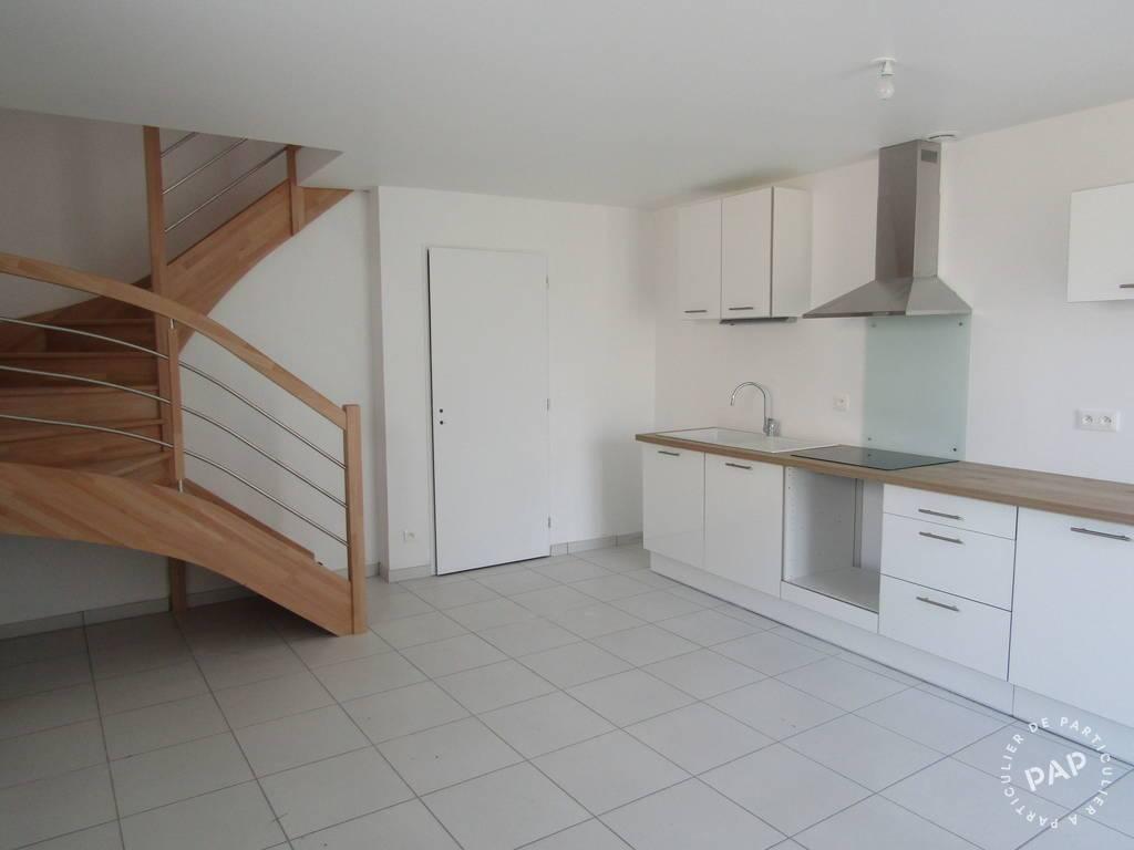 Location maison 3 pièces Saint-Quentin-Fallavier (38070)