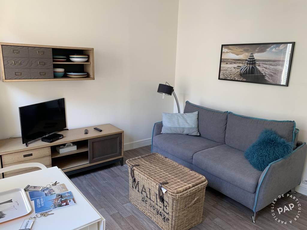 Location Appartement Trouville-Sur-Mer (14360) 32m² 570€