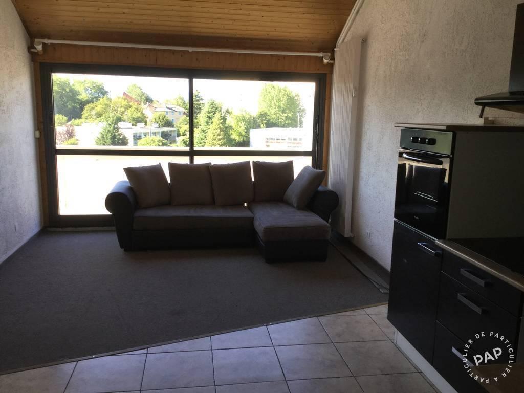 Location appartement 2 pièces Gaillard (74240)