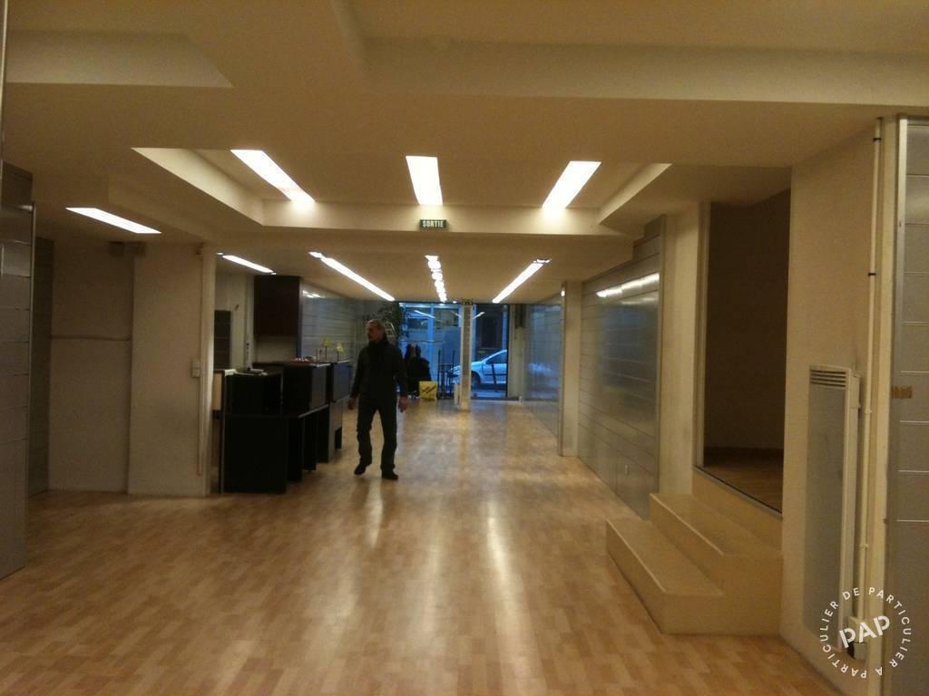 Location Bureaux et locaux professionnels Paris 11E 180m² 6.700€