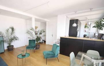 Vente appartement 4pièces 66m² Issy-Les-Moulineaux (92130) - 520.000€