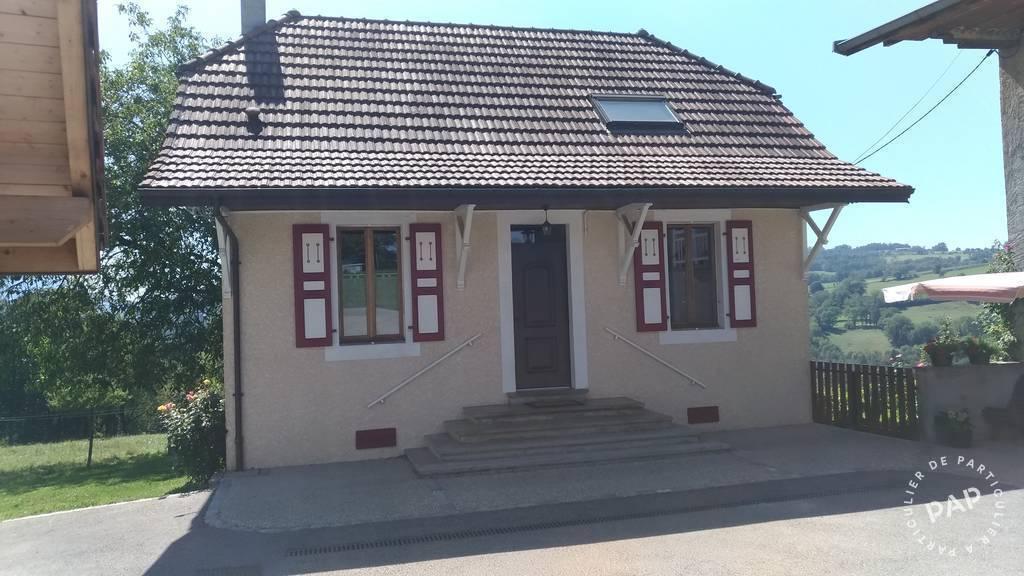 Location maison 2 pièces Mûres (74540)