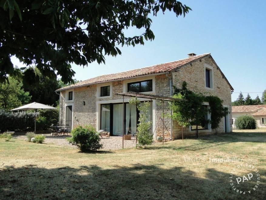 Vente Maison Linazay (86400) 238m² 336.000€
