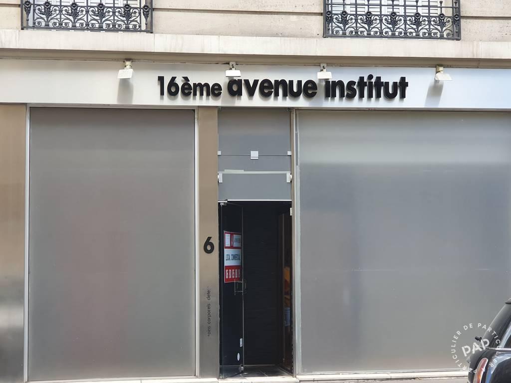 Location Local commercial Paris 16E 51m² 2.516€