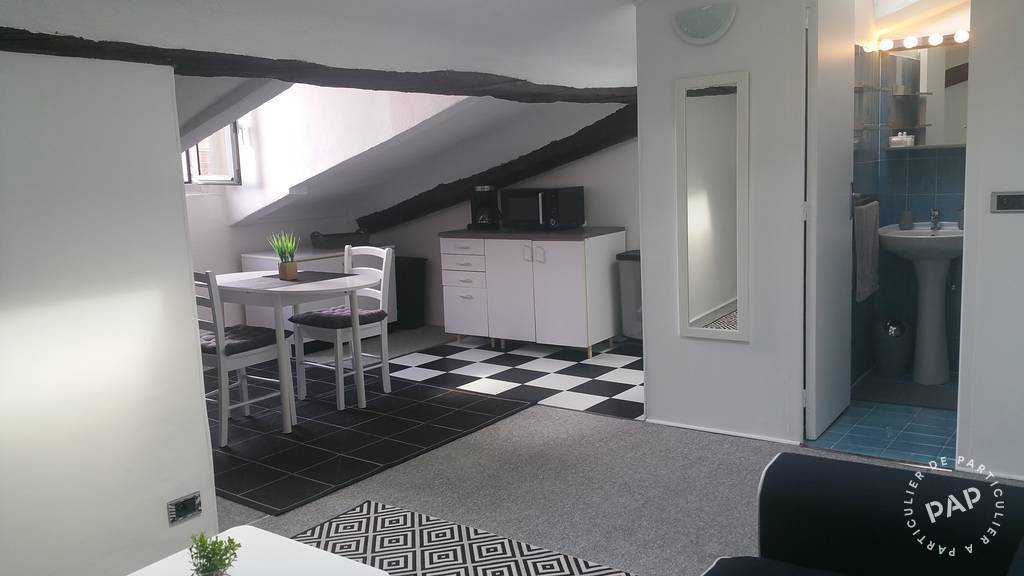 Location Appartement Nice (06) 30m² 730€