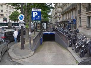 Paris 8E Indigo Hoche