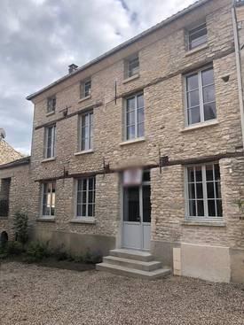Location maison 120m² Chaussy (95710) - 1.200€
