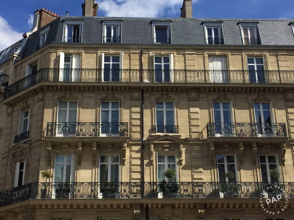 Vente appartement 6 pièces Paris 17e