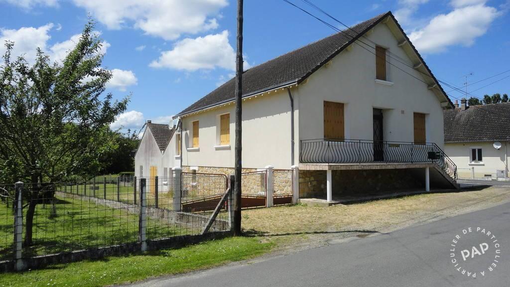 Vente Maison Saint-Julien-Sur-Cher (41320) 92m² 85.000€