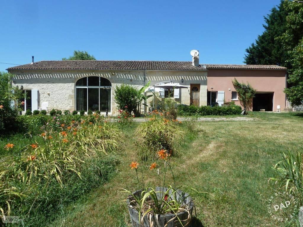 Vente Maison Mauriac (33540) 254m² 288.000€