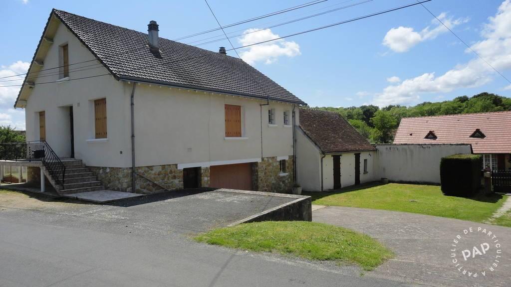 Vente Maison Saint-Julien-Sur-Cher (41320)