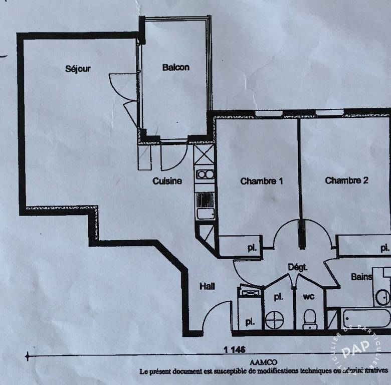 Vente immobilier 295.000€ Tassin-La-Demi-Lune (69160)