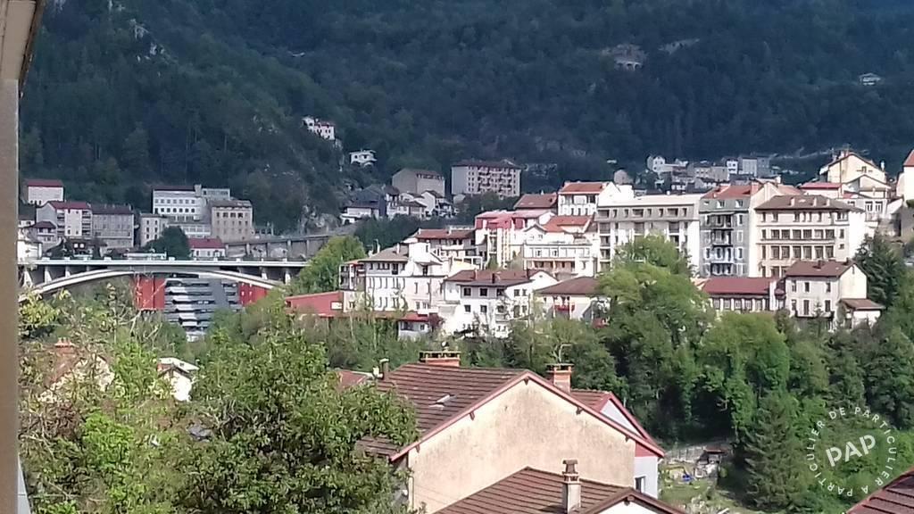 Vente immobilier 135.000€ Saint-Claude (39200)