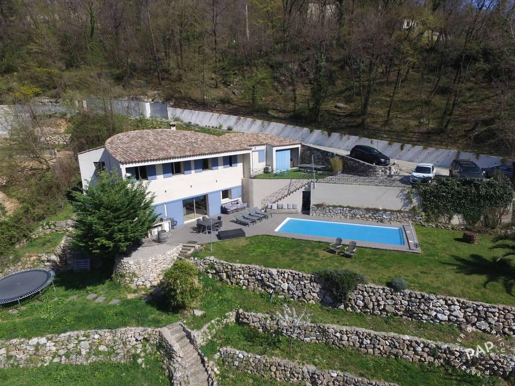 Maison Tourrettes-Sur-Loup (06140) 850.000€