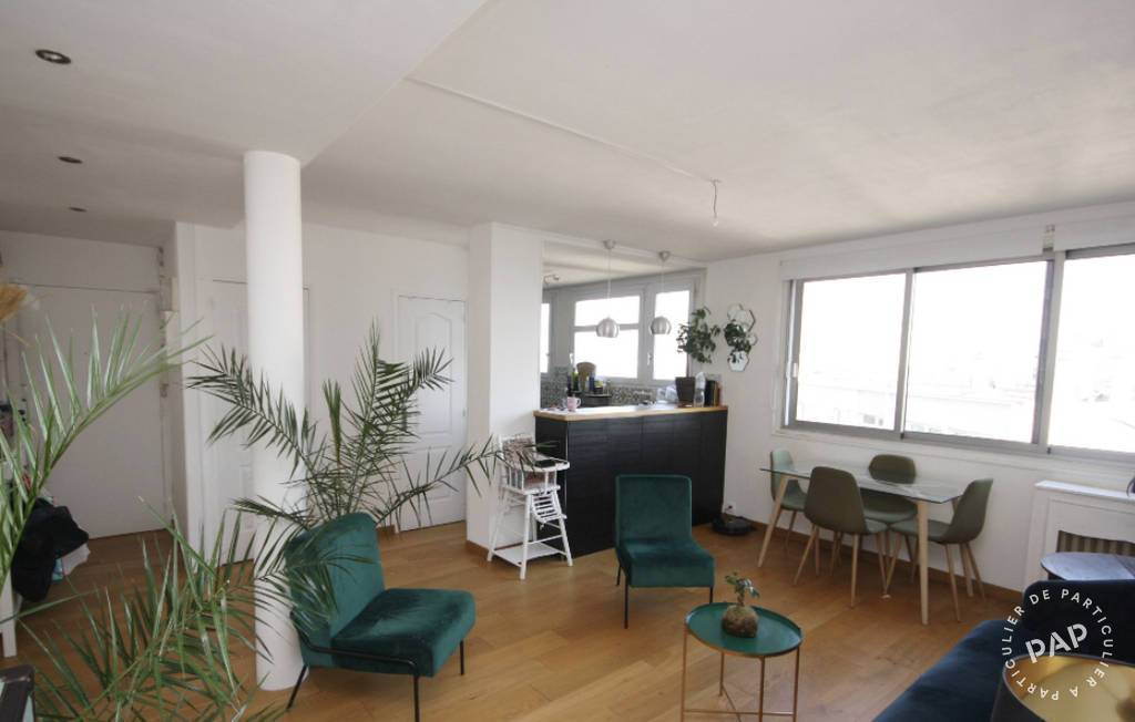 Appartement Issy-Les-Moulineaux (92130) 520.000€