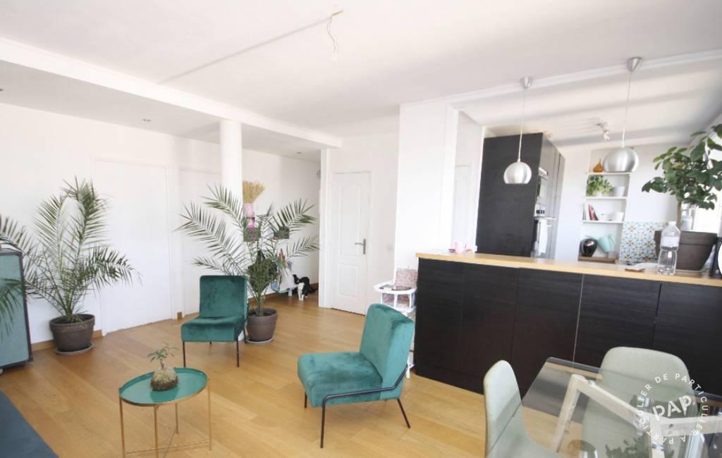 Appartement 520.000€ 66m² Issy-Les-Moulineaux (92130)