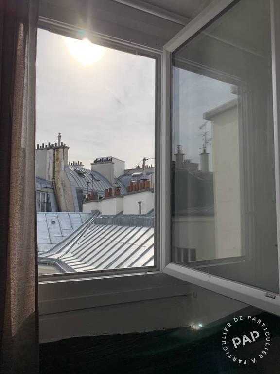 Vente Paris 10E 18m²
