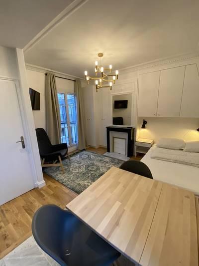 Location appartement 2pièces 30m² Paris 15E - 1.280€