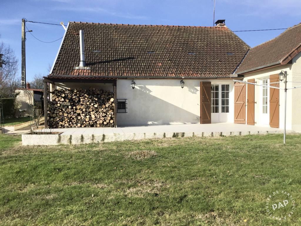 Vente Maison La Celle-Sur-Loire 140m² 189.000€
