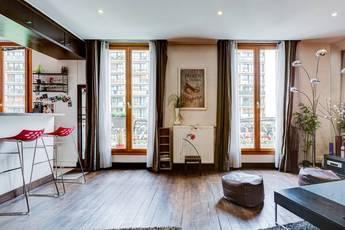 Vente appartement 2pièces 54m² Paris 15E - 599.000€