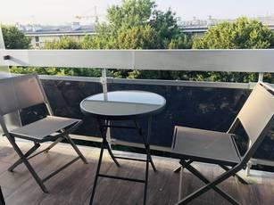 Location meublée studio 20m² Cachan (94230) - 890€