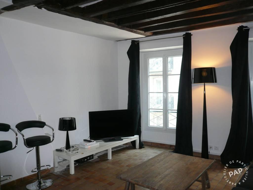 Vente Appartement Paris 5E 39m² 551.000€