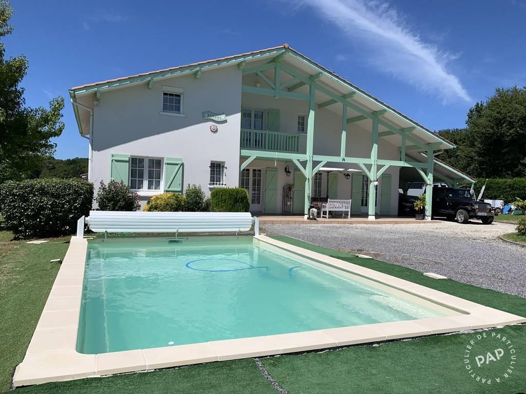 Vente Maison Saint-Andre-De-Seignanx (40390) 176m² 480.000€