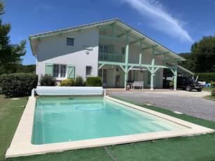 Vente maison 176m² Saint-Andre-De-Seignanx (40390) - 460.000€