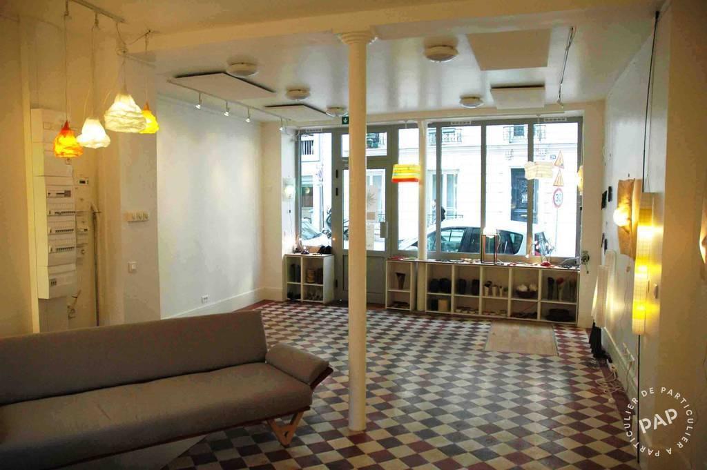 Location Bureaux et locaux professionnels Paris 20E 60m² 2.090€
