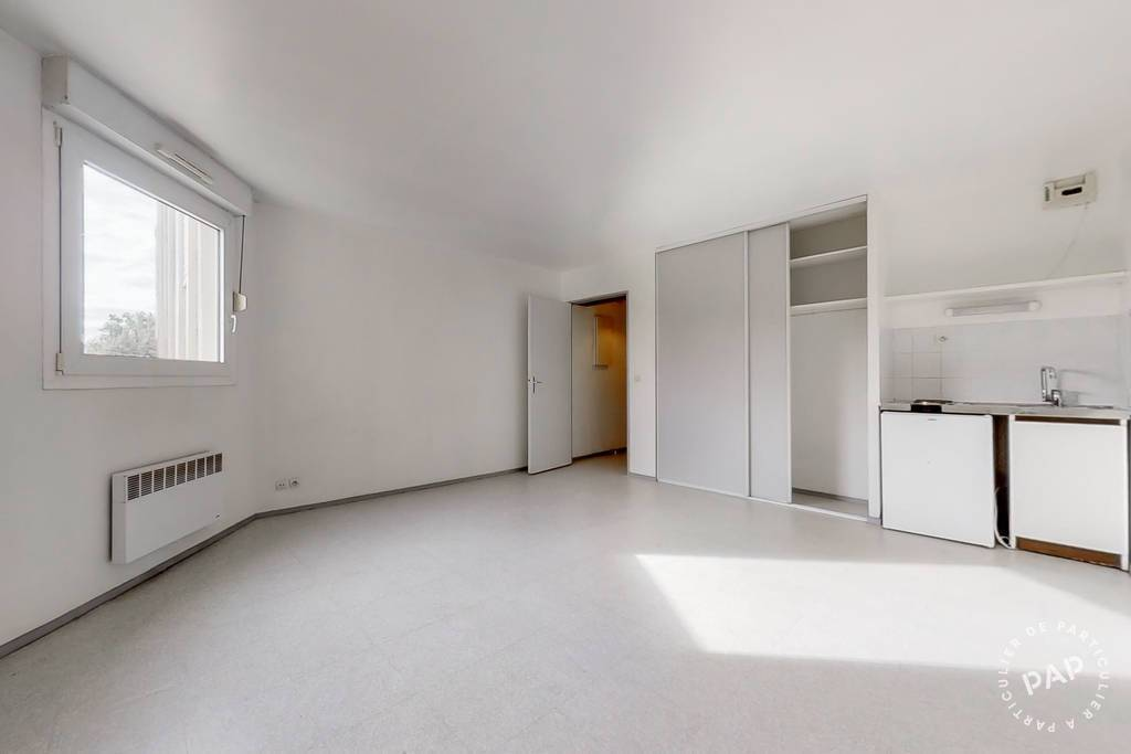 Vente appartement studio Cergy (95)