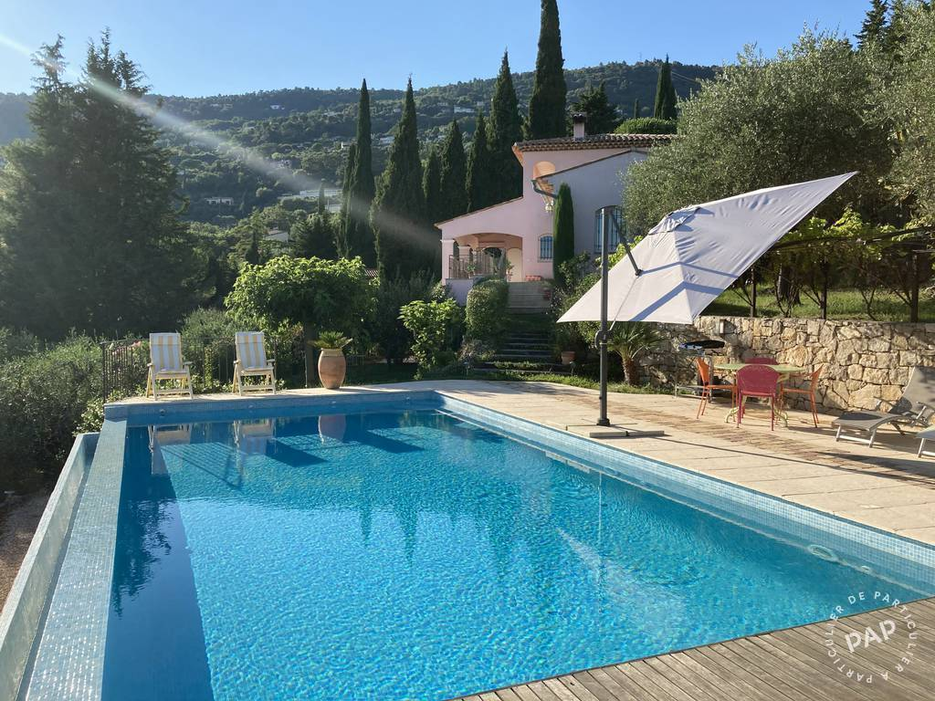 Vente Maison Cabris (06530) 163m² 1.050.000€