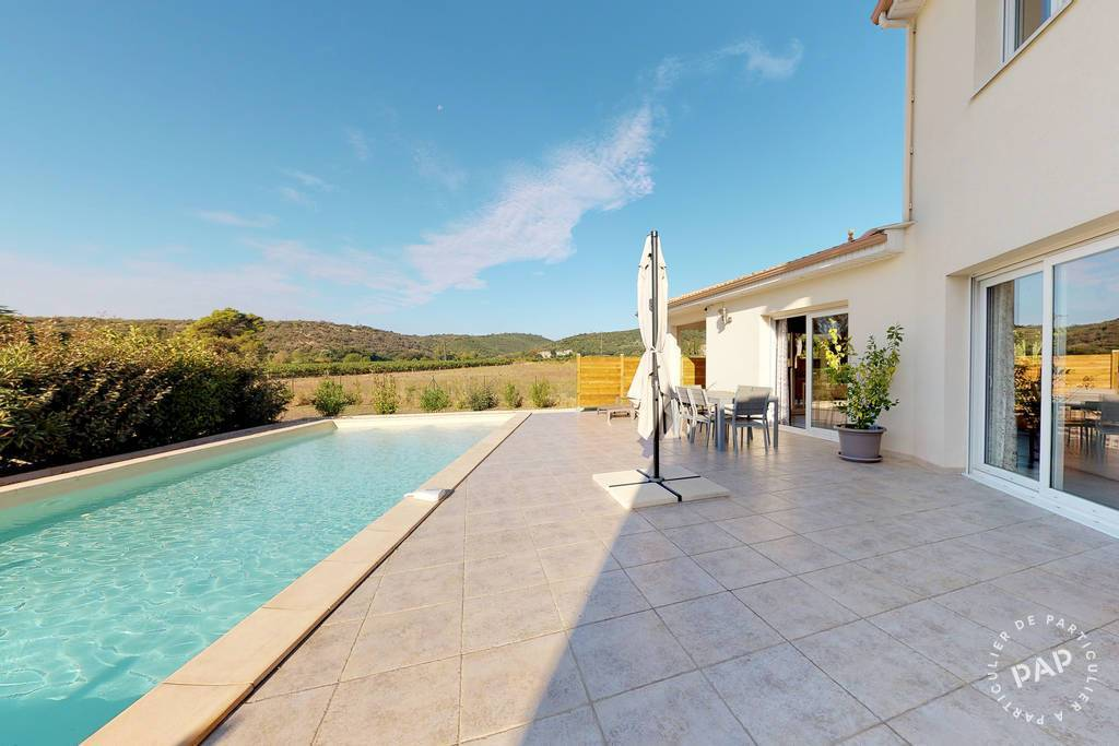 Vente Maison Tornac (30140) 160m² 408.000€