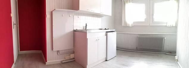 Location appartement 2pièces 30m² Amiens (80) - 545€