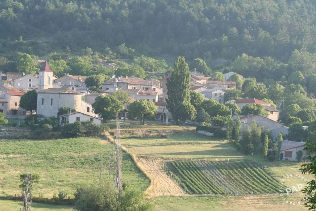 Location appartement studio Lesches-en-Diois (26310)