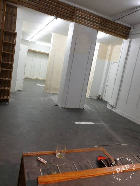 Location Local commercial Paris 15E 75 m² 2.880 €