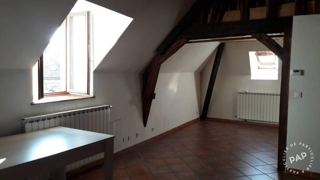 Location Appartement Villeneuve-Sur-Yonne (89500) 56m² 510€