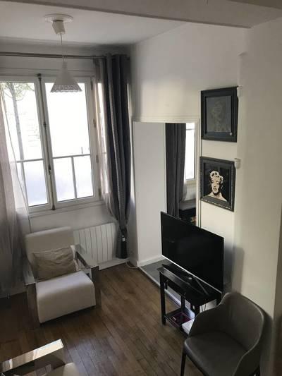 Location appartement 2pièces 30m² Neuilly-Sur-Seine (92200) - 1.390€